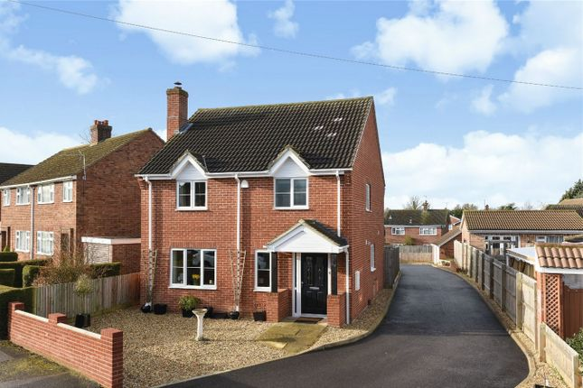 Thumbnail Detached house for sale in New Road, Bromham, Bedford