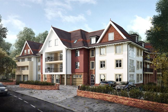 Thumbnail Flat for sale in Sandbanks Road, Poole Park, Poole, Dorset
