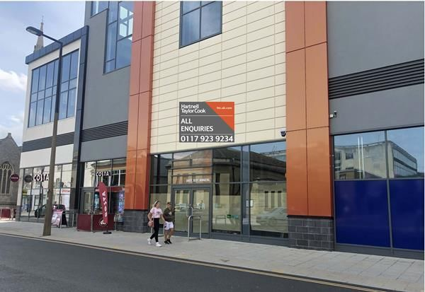 Thumbnail Leisure/hospitality to let in Unit 3, Dolphin Square, Oxford Street, Weston-Super-Mare