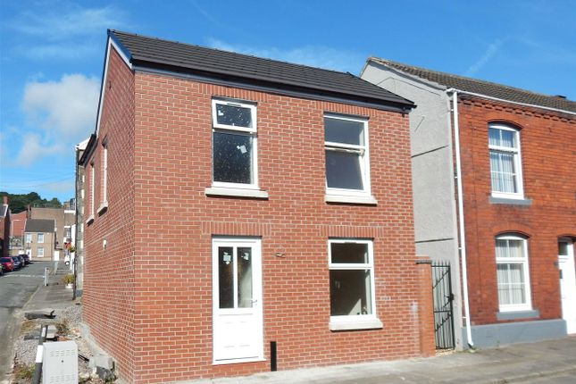 Thumbnail Detached house for sale in New Dwelling Green Street, Morriston, Swansea