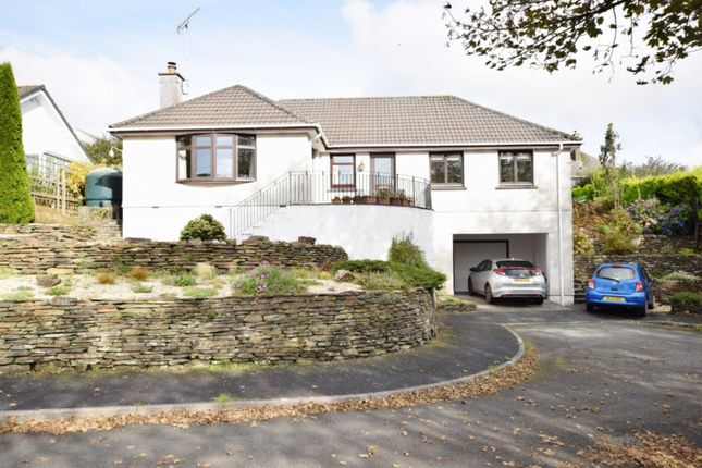 Thumbnail Bungalow for sale in Warrensfield, Camelford, Cornwall