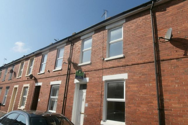 Thumbnail Property to rent in Rosebery Road, Exmouth