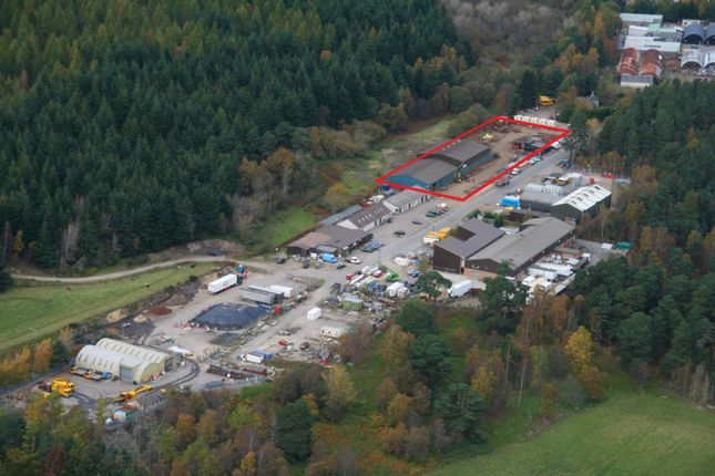 Thumbnail Light industrial for sale in Plot 2 & 3, Site 2, Strathspey Industrial Estate, Woodlands Terrace, Grantown