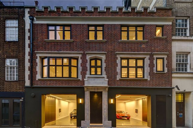 Thumbnail Terraced house for sale in Bruton Place, Mayfair, London