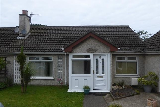Thumbnail Bungalow to rent in Slieau Whallian Park, St. Johns, Isle Of Man
