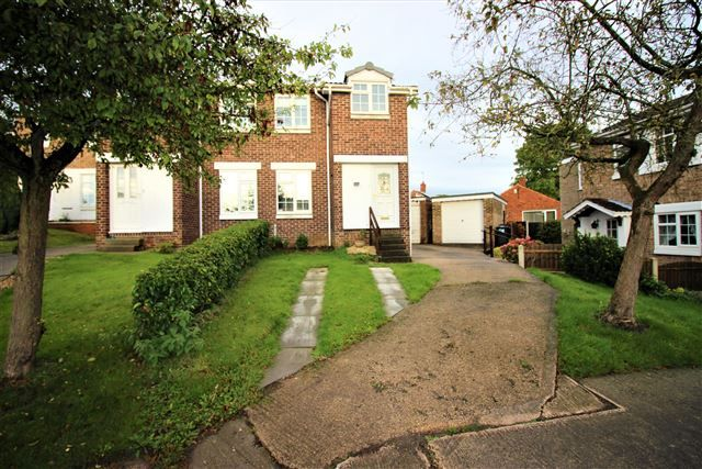 Thumbnail Semi-detached house to rent in Hardwick Close, Aston, Sheffield