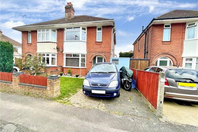 3 bed semi-detached house for sale in Mottisfont Close, Southampton, Hampshire SO15