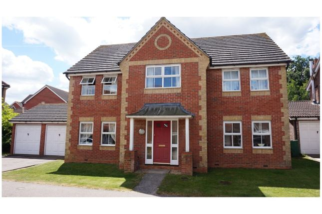 Thumbnail Detached house for sale in Bridport Way, Braintree