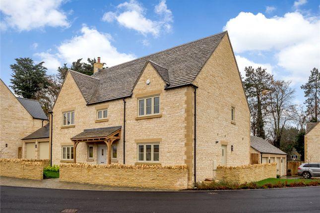 Thumbnail Detached house for sale in Preston Leigh, Siddington, Cirencester