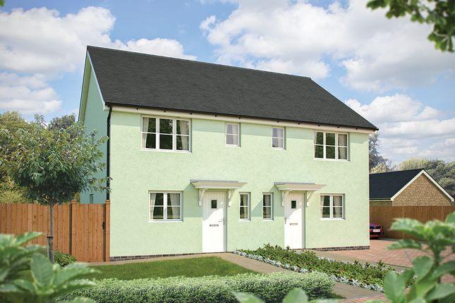 "Thumbnail Semi-detached house for sale in ""The Southwold"" at Fremington, Barnstaple, Devon, Fremington"