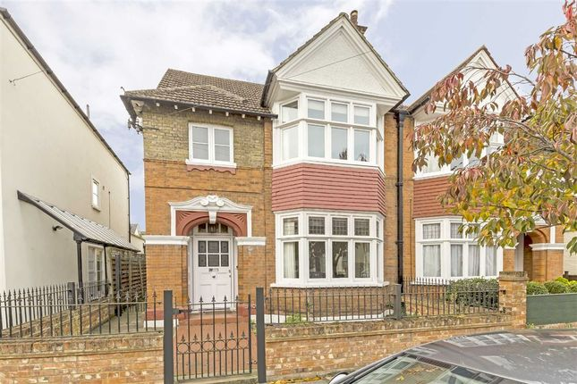 Thumbnail Semi-detached house to rent in Elm Road, London