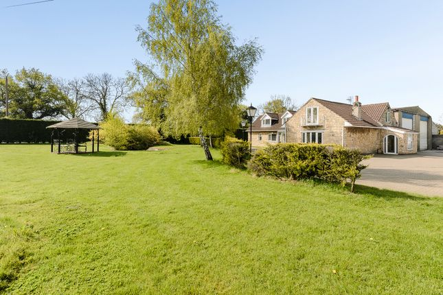 Thumbnail Detached house for sale in Plough Hill, Potterhanworth, Lincoln