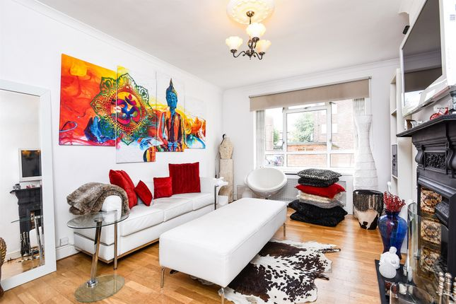 Thumbnail Flat for sale in Esmond Road, London