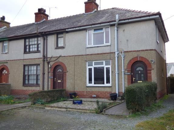 Terraced house for sale in Rhestai Rhos, Gaerwen, Anglesey, North Wales