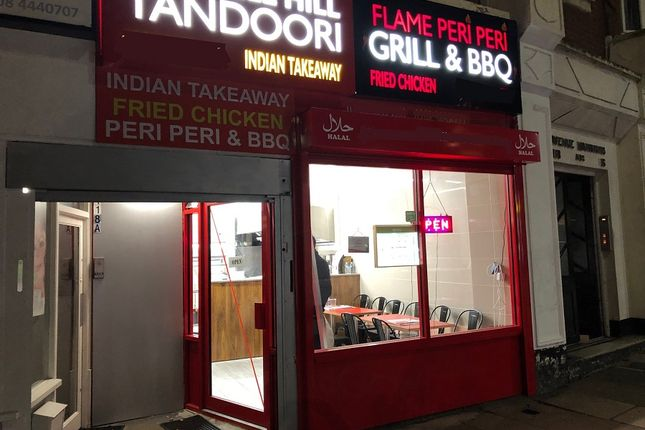 Thumbnail Restaurant/cafe to let in Alexandra Park Road, Muswell Hill, London