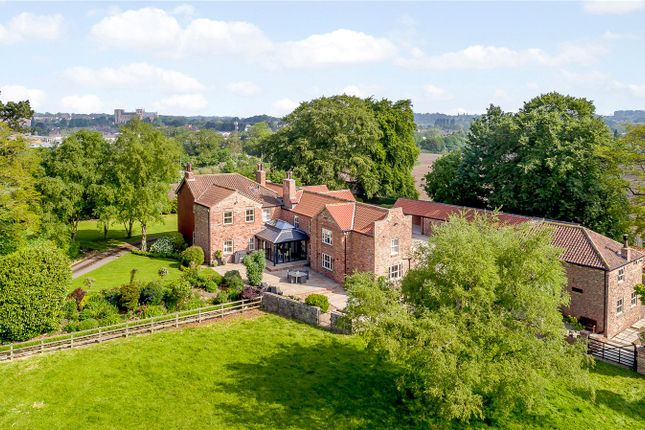 Thumbnail Detached house for sale in Littlethorpe Lane, Ripon, North Yorkshire
