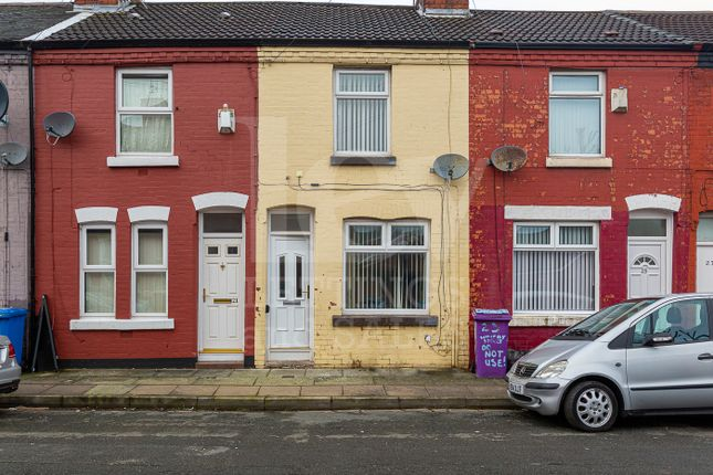 Thumbnail Terraced house to rent in Whitby Street, Liverpool