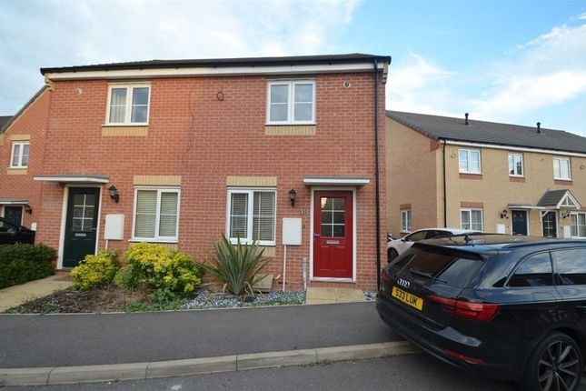 Thumbnail Property to rent in Silverstone Road, Bourne