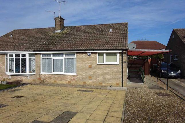 Thumbnail Semi-detached bungalow for sale in Allendale, Woodthorpe, York