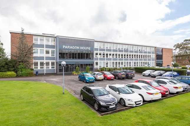 Thumbnail Office to let in Edgworth Suite, Paragon Business Park, Chorley New Road, Horwich, Bolton