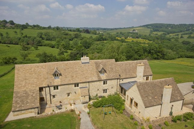 Thumbnail Detached house for sale in Jenkins Lane, Edge, Stroud, Gloucestershire