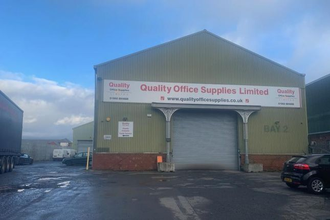 Thumbnail Warehouse for sale in Millfields Road, Wolverhampton