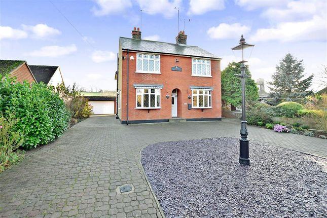 Thumbnail Detached house for sale in Chestnut Street, Borden, Sittingbourne, Kent