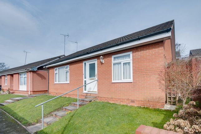Thumbnail Detached bungalow for sale in Forest View, Redditch