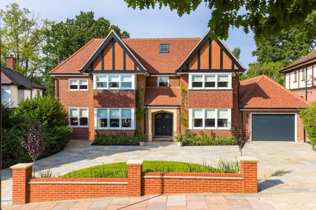 Thumbnail Detached house for sale in Eversley Crescent, London