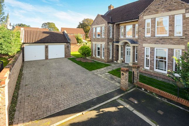 Thumbnail Detached house for sale in The Elms, Stockton On The Forest, York