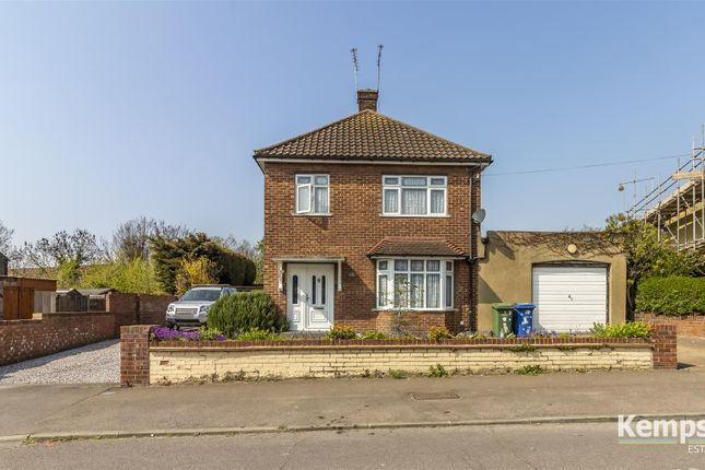 Thumbnail Detached house for sale in Palmerston Road, Grays