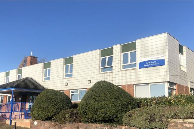 Thumbnail Commercial property for sale in Investment Opportunity, Vale House, High Street, Winsford, Winsford, Cheshire