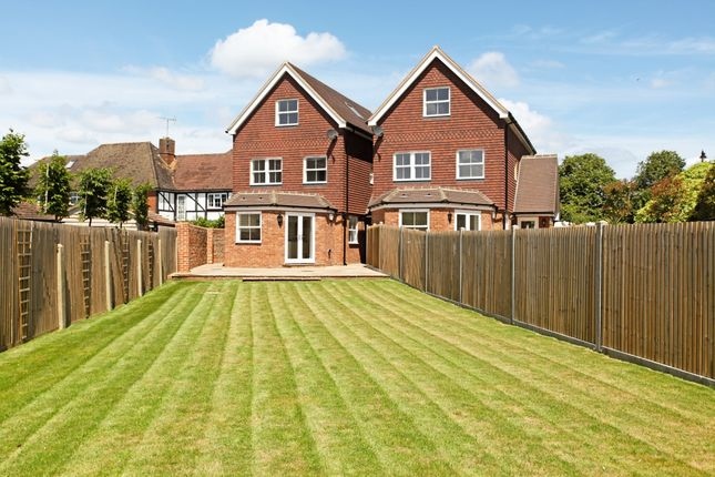 Thumbnail Semi-detached house to rent in The Common, Cranleigh