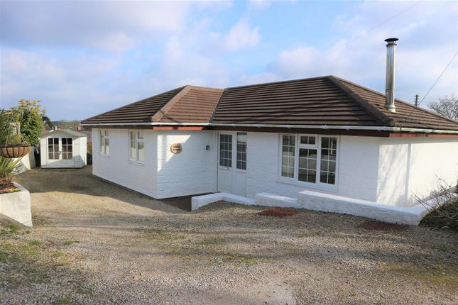 Thumbnail Detached bungalow for sale in Wheal Damsel Road, Carharrack, Redruth