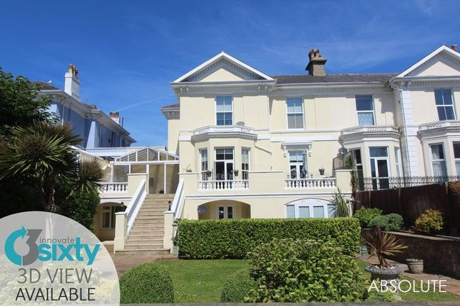 Thumbnail Flat for sale in St. Lukes Park, Torquay