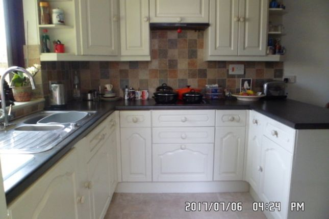 Kitchen  of Franklea Close, Ottery St. Mary EX11