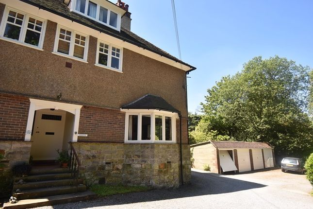 Thumbnail Flat for sale in Goldsmiths Avenue, Crowborough