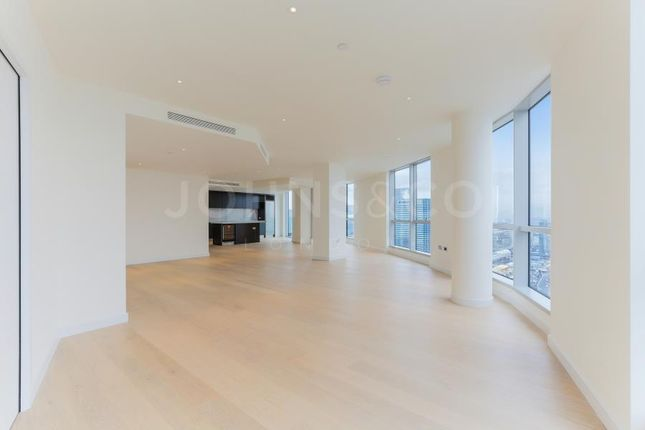 Thumbnail Flat for sale in Charrington Tower Penthouse, Biscayne Avenue, London