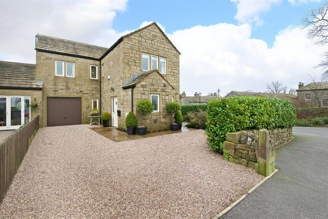 Thumbnail Detached house for sale in Beech Wood Close, West Marton, Skipton