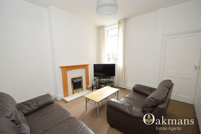 Thumbnail Terraced house to rent in Fashoda Road, Selly Park, Birmingham, West Midlands.