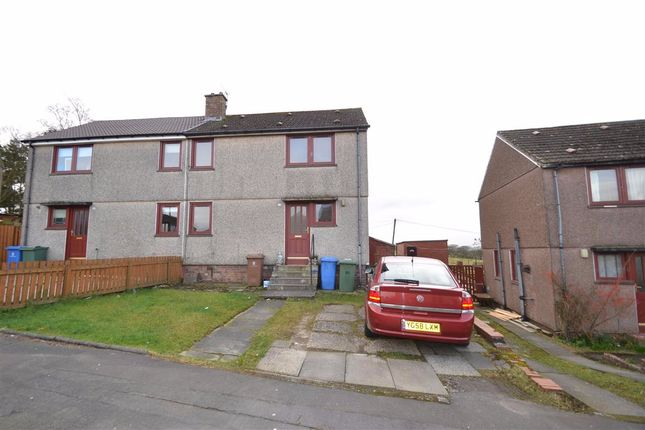 Thumbnail Semi-detached house for sale in Mavisbank Avenue, Shieldhill, Falkirk
