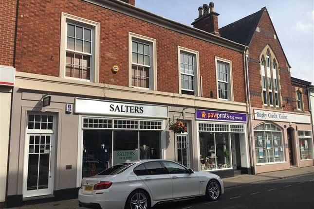 Commercial property to let in Albert Street, Rugby