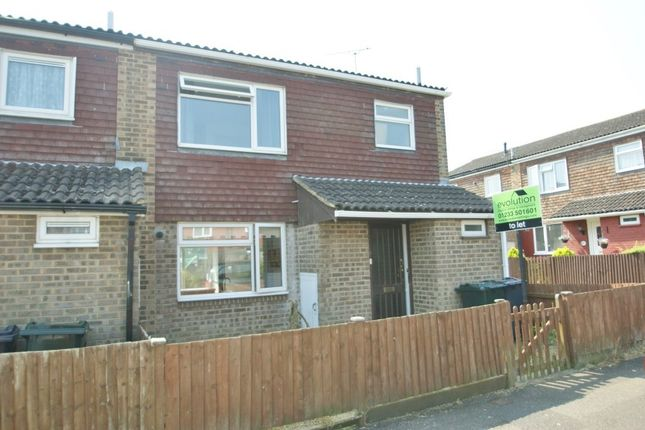 Thumbnail Terraced house to rent in Beecholme Drive, Kennington