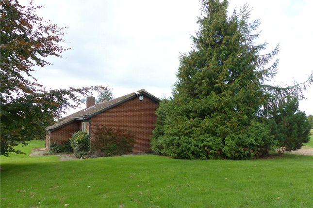 Side Aspect of Park Farm Bungalow, Cranfield Road, Wavendon MK17
