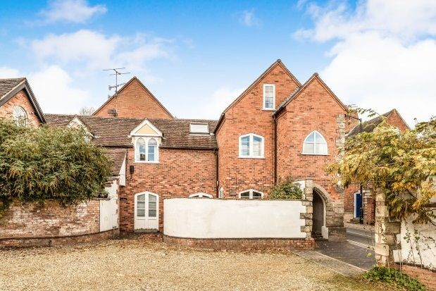 Thumbnail Property to rent in The Butts, Warwick