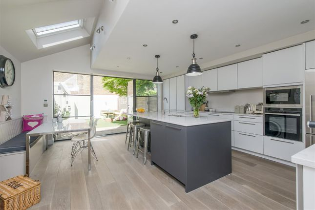 Thumbnail End terrace house for sale in Catherine Villas, Copse Hill, Wimbledon