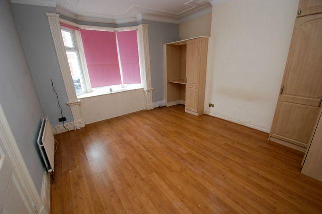 Bedroom of St. Vincent Street, South Shields NE33