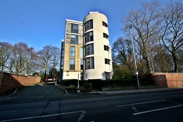 Thumbnail Flat to rent in Park Hill, Bury Old Road, Prestwich, Manchester