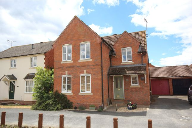 Thumbnail Detached house for sale in Clifford Avenue, Tewkesbury, Gloucestershire