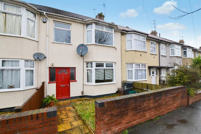 Thumbnail Terraced house for sale in Southmead Road, Westbury-On-Trym, Bristol